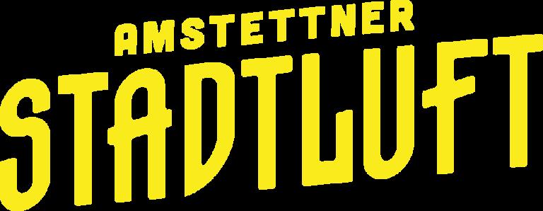 Stadtluft Logo gelb